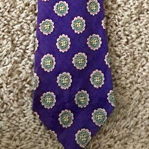 Gently worn Ralph Lauren Polo Purple Tie